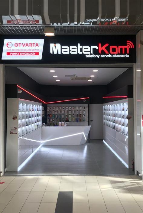 MasterKom Auchan Płock